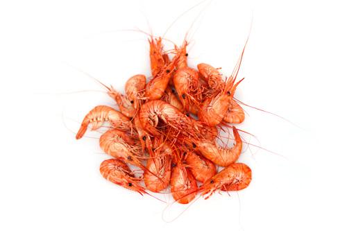 camarón cocido online